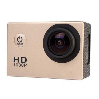 SJ4000 Sport Action Camera Full HD 1080P Waterproof Camcorders (Gold) - Intl