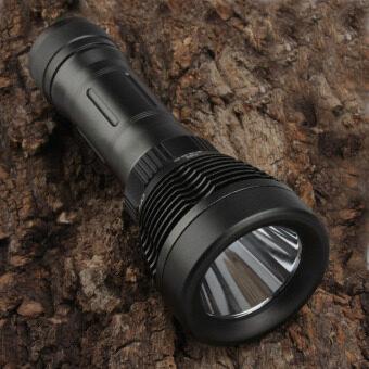 1800Lm Underwater 10m CREE XM-L T6 LED Diving Flashlights Torch Light Black