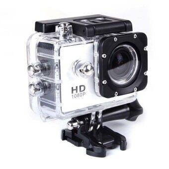 SJ4000 Sport Action Camera Full HD 1080P Waterproof Camcorders (White) - Intl