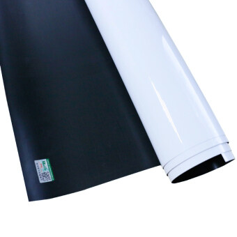 120*200cm Single Sided Magnetic White Board (Soft Board) with free whiteboard pens and eraser
