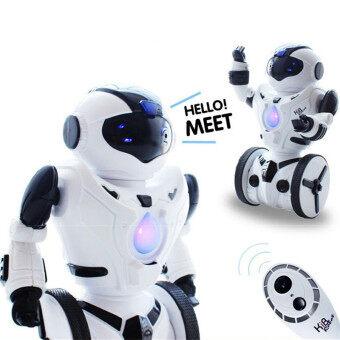 1Pcs RC Robot JXD 1016A Remote Control Self-Balanced Gesture-sensing Robot Tray