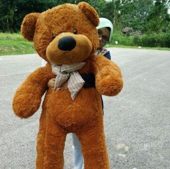 1.6 Meter Teddy Bear (Dark Brown)