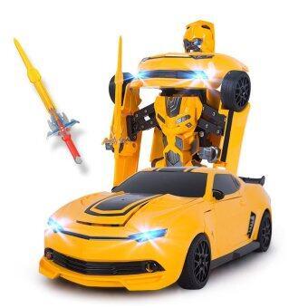 Bumblebee Remote Control Car Remote Control Robot Battle