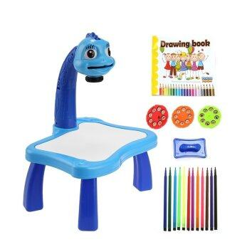 3 in 1 Projector Painting, Drawing and Learning Table (24 Patterns)