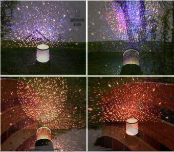 0-5w Lava Lamp Christmas Plastic Led Cup Night Lights For Creatives Electronic Gift Starry Star Light LED Nightlight