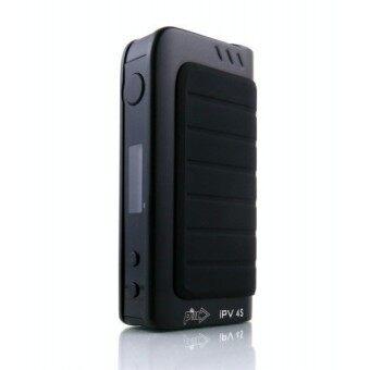 (ORIGINAL) IPV 4S Electronic Cigarettes IPV4S Vape Vapor Box Mod By Pioneer4you (Black) + Free 2Pcs Battery