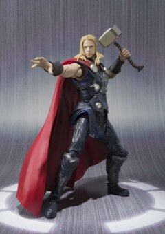 16cm SH Figuarts Avengers Super Hero Thor Movable ABS PVC Painted Action Figure