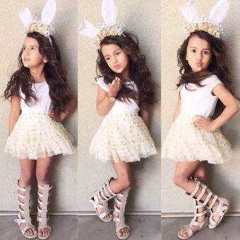 2016 Baby Girls Princess Dress
