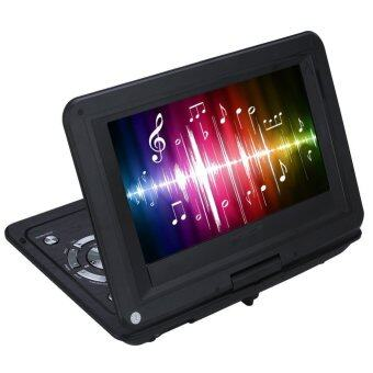 10.1\ Portable DVD Player Rechargeable Battery Supports SD Card and USB