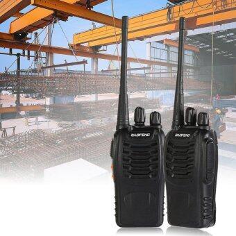 1 Pair (2 Units) BaoFeng Channel Walkie Talkie Set