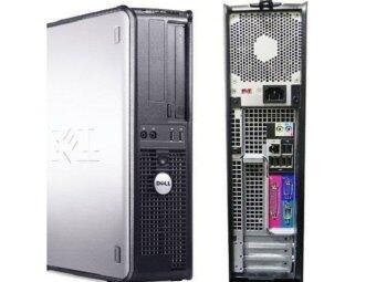 (Refurbished) Dell Optiplex 755 Desktop Intel Core 2 Duo 2.33ghz , 2gb Ram , 160gb Hdd , DVD ROM