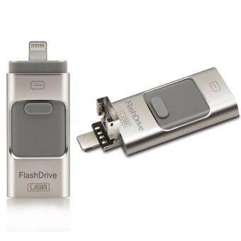 (Ori) FlashDrive i-Stick 32GB Micro-USB OTG 3-in-1 interface for Android/iPhone/PCs (1 year warranty by Flashdrive Malaysia)