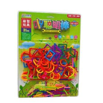 \Children''s DIY Kindergarten Educational Plastic Intelligent Stick Building Puzzle Toys (For Above 3 years old baby)\