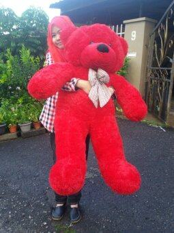 1.2 Meter Red Giant Teddy Bear