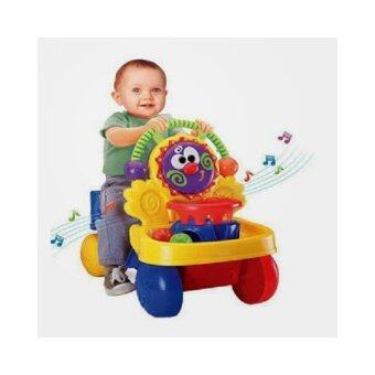 2 in 1 Baby Musical Walker and Buggy