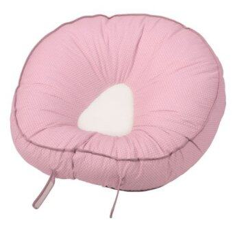 [International Shipping]Leachco Podster Sling-Style Infant Lounger, Pink Pin Dot()