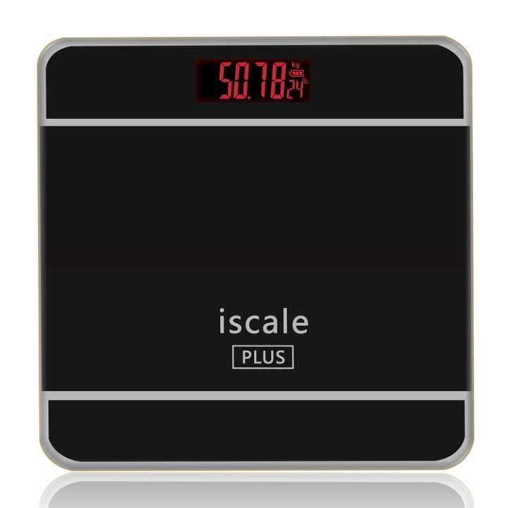 Iscale Plus Digital Scale High Accuracy Weight Scale