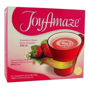 JoyAmaze Nutritious Meal (Strawberry Flavor)