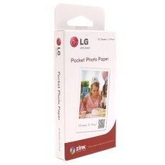 Keep/lg Refill Paper For Pocket Photo Printer Pd2203 (30 Sheet = 3pack) By Keep In Touch.