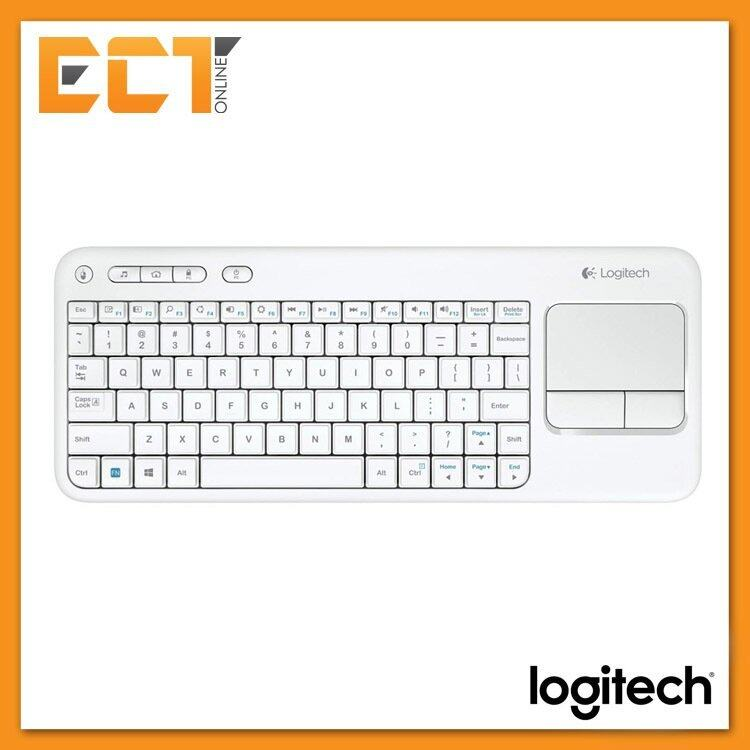 Mari lihat sekarang!! Logitech K400 Plus Wireless Touch