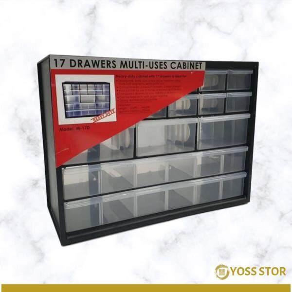 YOSS Heavy Duty 17 Drawers Cabinet
