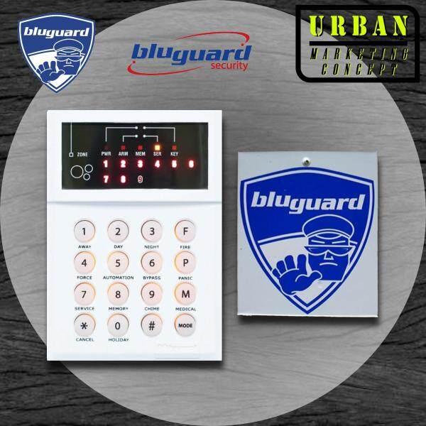Bluguard Security L9 Add-On Keypad (Wired Alarm System)