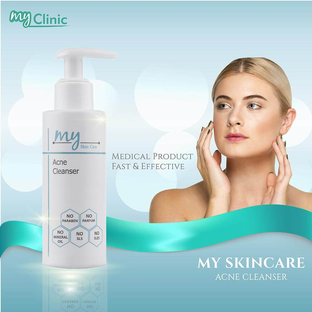 My Skincare Acne Cleanser best skincare products
