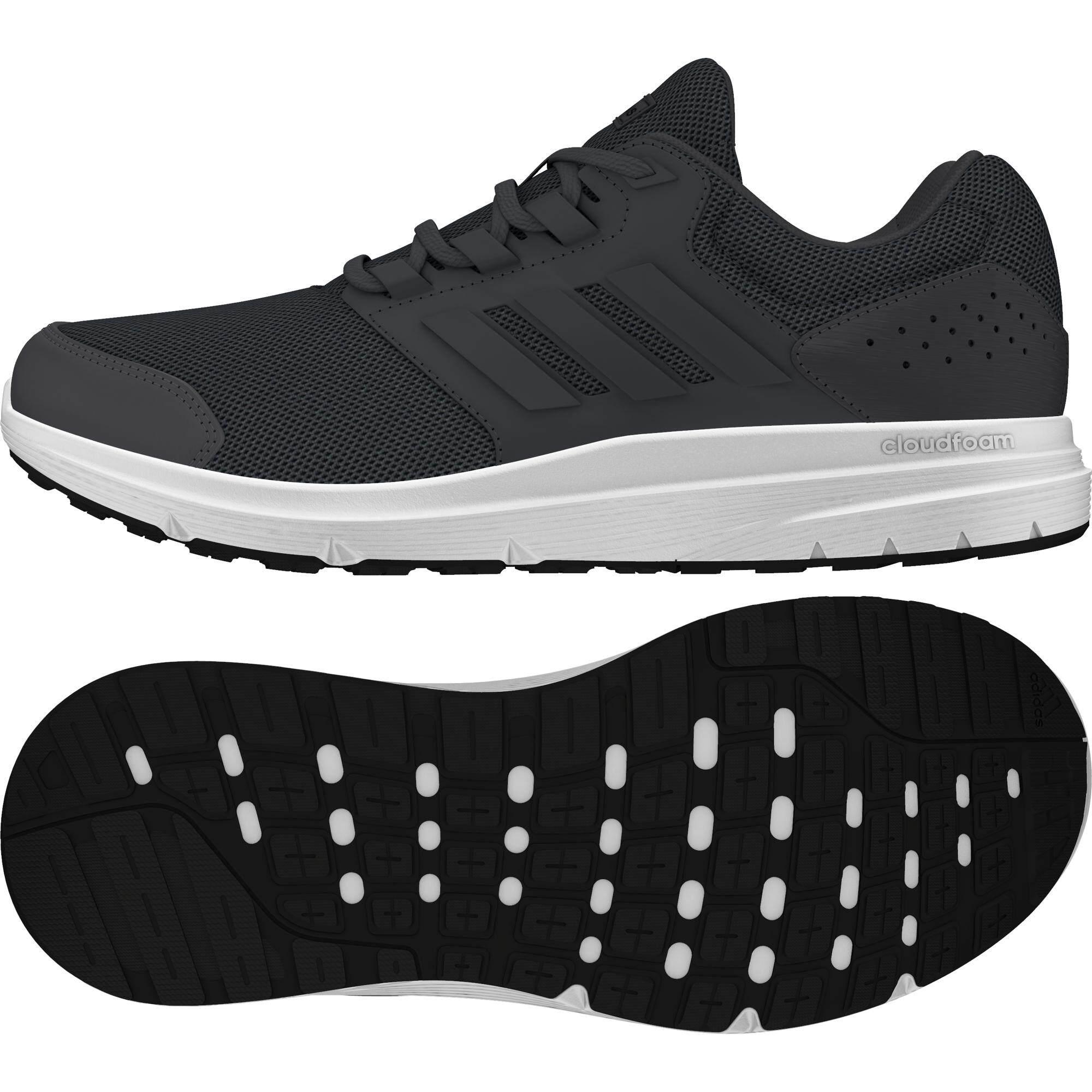 69c7dd64baeac Adidas Men's Galaxy 4 Running Shoes (Grey )