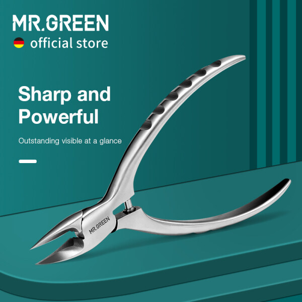 Buy MR.GREEN Toenail Clippers Ingrown Nail Cutters Pedicure Tools Olecran Thick Hard Podiatry Toe Nail Correction Manicure tool Singapore