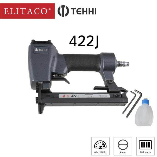 【ELITACO】Tehhi 1022J 422J P622 P625 F32 F30 Pneumatic air nailer Tacker Brad Nail Gun Air Nailer Wood working DIY Furniture Finishing