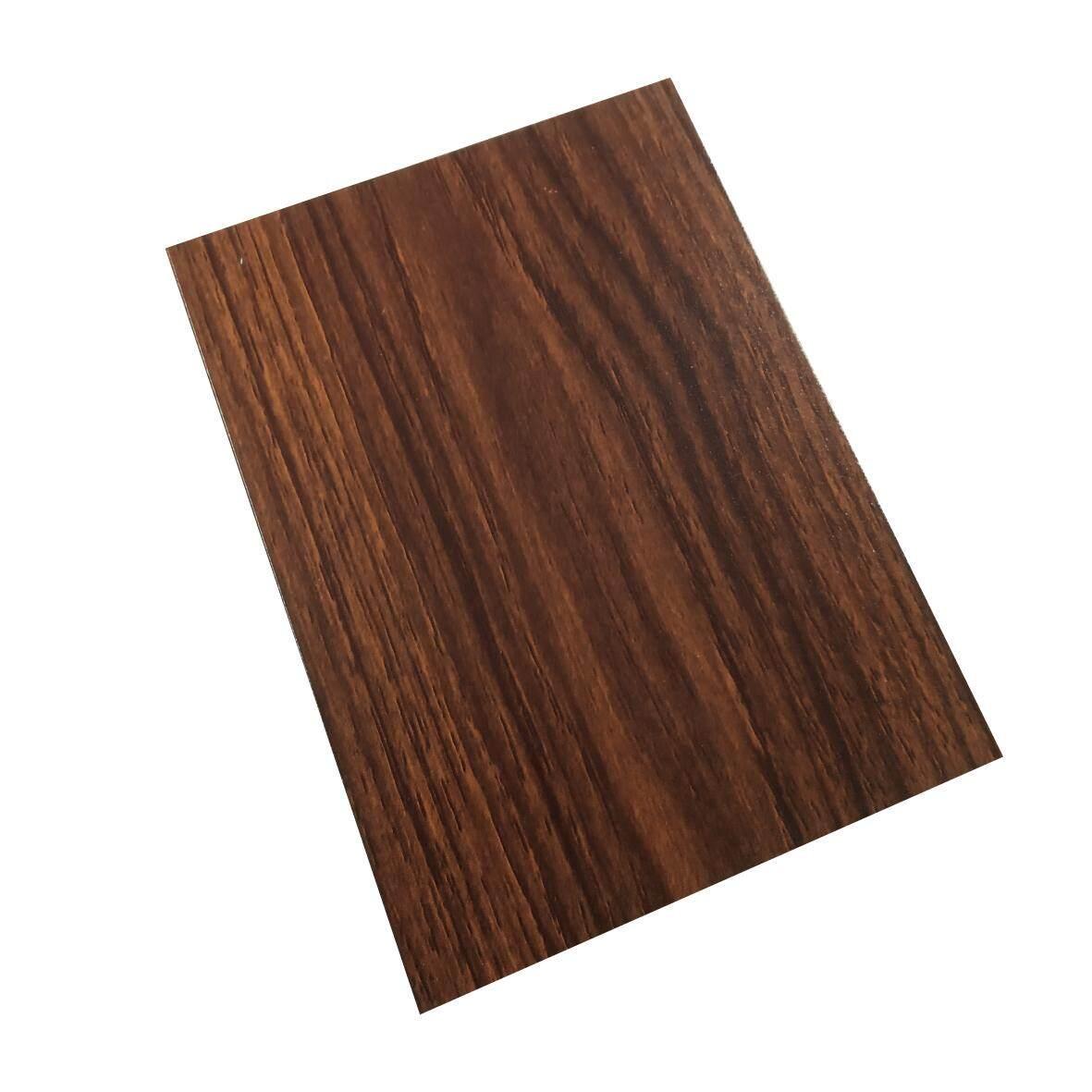 Buy Aluminium Gate / Fencing Profiles with Finishing Wood Grain Texture (5  feet) Malaysia