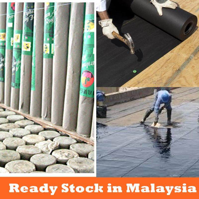 Heavy Duty Asphalt Roofing Felts For waterproof roofs and underground protection House