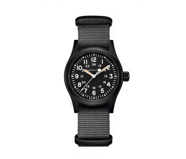 Hamilton Khaki Field Mechanical 38mm Mens Watch H69409930 Malaysia