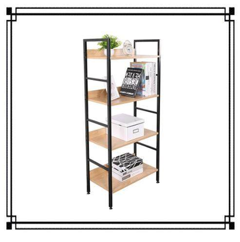 Okura 4 Tier Multipurpose Book Shelf Home Office By Okura.
