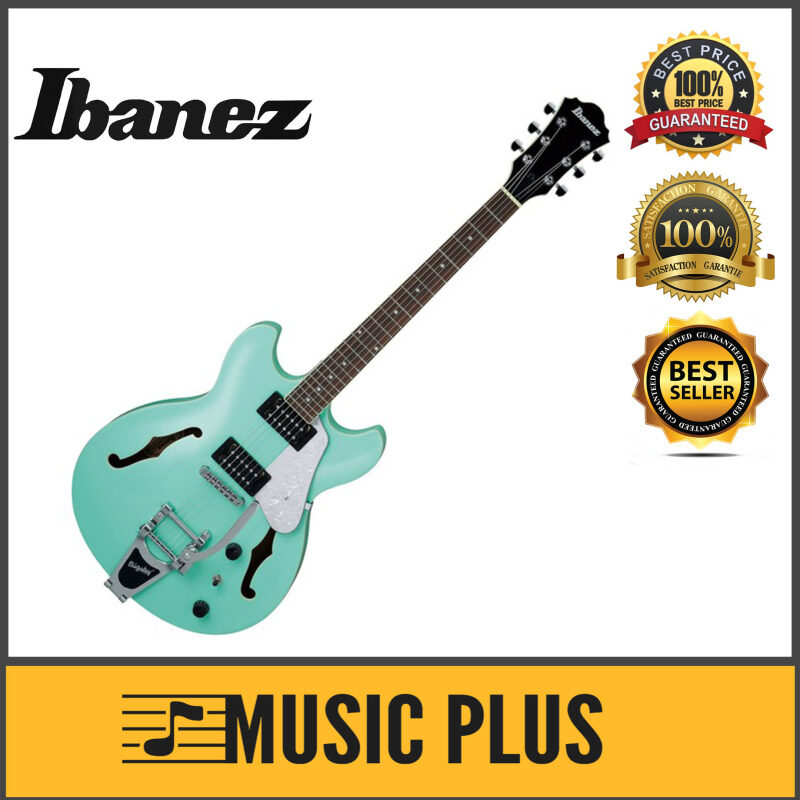 Ibanez AS63 Artcore Vibrante - Sea Foam Green (AS63-SFG) Malaysia