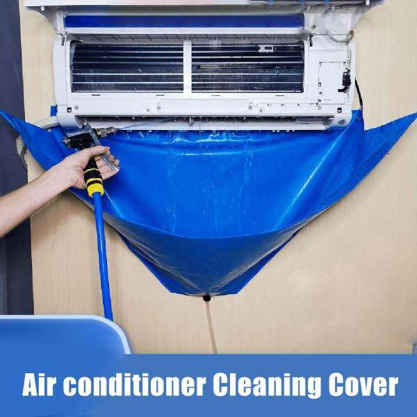 Wall-Mounted Air Conditioner Protective Cleaning Cover (2nd Generation)