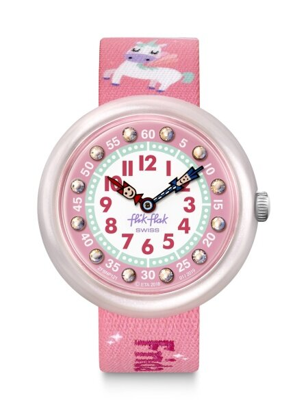 Flik Flak MAGICAL DREAM Girls Watch Case size 31.85mm FBNP121 Malaysia