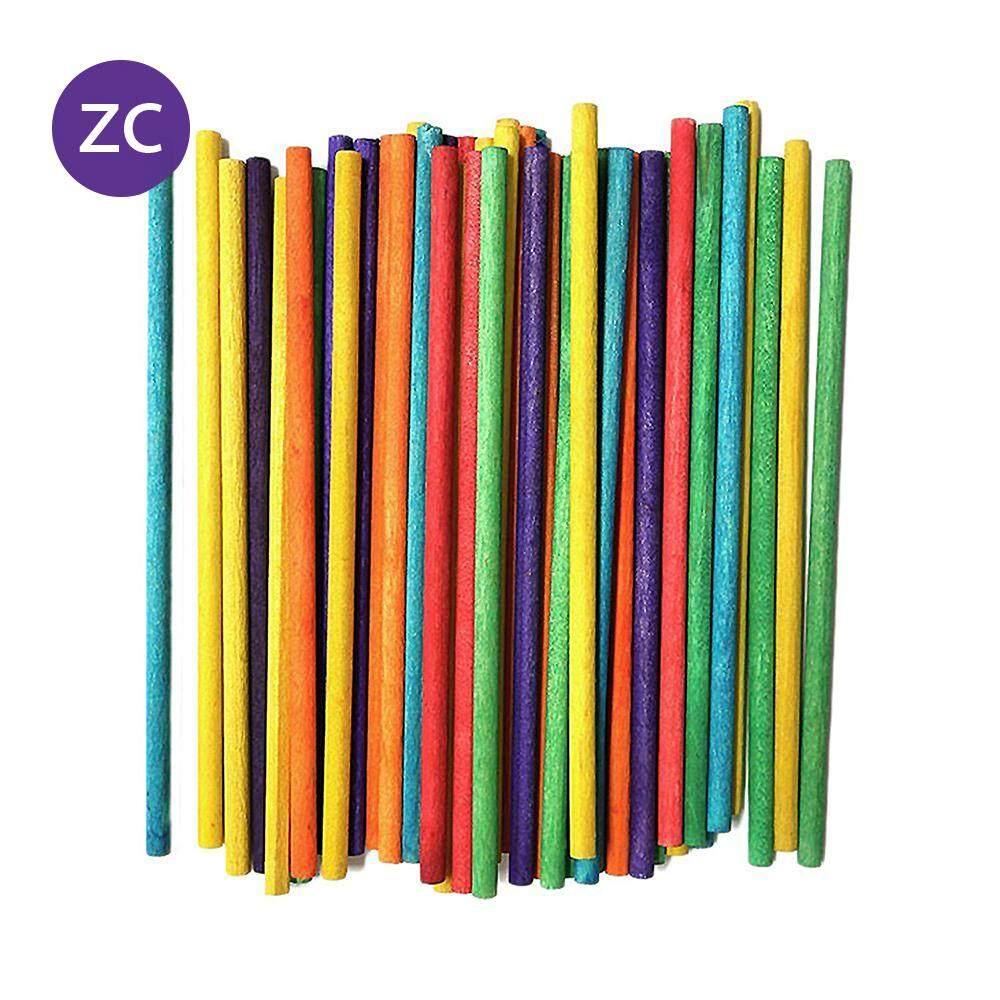 Round Wooden Sticks (c) 16cm By Zuiver Craft.