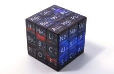 Khối Rubik Với Bảng Tuần Hoàn. Công Cụ Học Tập Hóa Học Thú Vị, Sáng Tạo Và Giáo Dục Cho Trẻ Em, Xây Dựng Trí Thông Minh Không Gian Và Kỹ Năng Vận Động Tinh. Món Quà Sinh Nhật Và Giáng Sinh Tuyệt Vời!