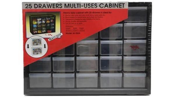 CABINET Multi-heavy-duty 25 drawers (M-25D)