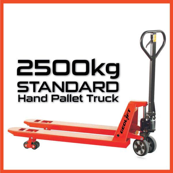 AC25-(N/W) Series Standard Hand Pallet Truck 2.5 Ton (1 year warranty local warehouse)