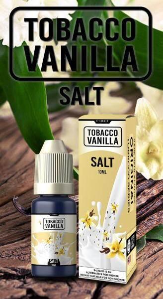 10ML TBC VANILLA SALT EJUICE NIC SALT ELIQUID Malaysia