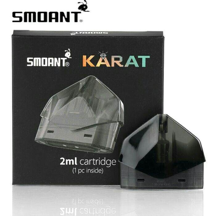 AUTHENTIC SMOANT KARAT CATRIDGE 2ML - GENUINE VAPE
