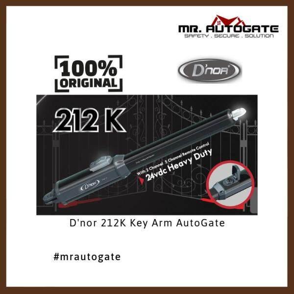 Mr. AutoGate Dnor 212K Heavy Duty Swing and Folding Arm Auto Gate