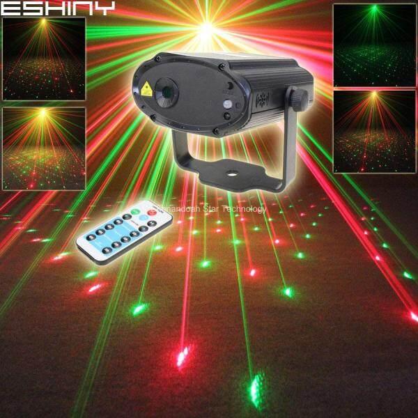 Máy Chiếu Laser R & G ESHINY B34 Mini, Đèn Sân Khấu Hiệu Ứng Ngôi Sao Đầy Đủ Từ Xa, DJ, Môi Trường, Vũ Trường, Quán Bar, Tiệc Tùng, Chương Trình