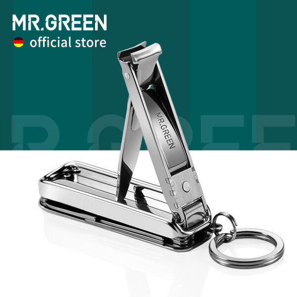 Buy MR.GREEN Multifunctional Nail Clipper Stainless Steel Six Functions Nail Files Bottle Opener Small Scissor Nail Cutter Singapore
