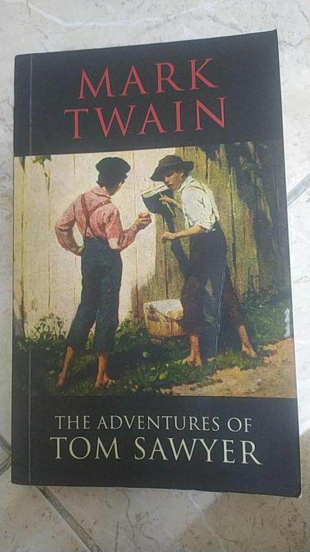 (Used) Classic Literature: The Adventures Of Tom Sawyer By Mark Twain Malaysia