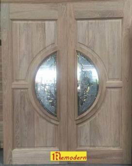 Rrg4c Solid Door Pintu Kayu