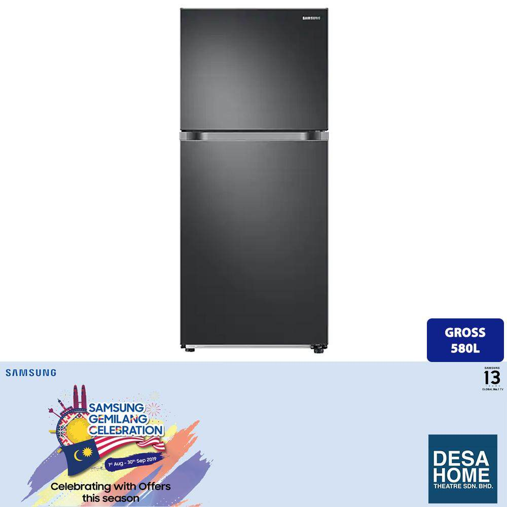 SAMSUNG Top Mount Freezer with Twin Cooling Plus (RT18M6211SG)