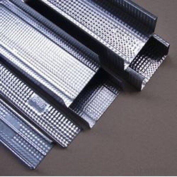 Partition wall/Gypsum Board metal stud 22*41mm x 2400mm/22*48mm x 1200mm (2pcs)